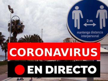 Coronavirus España última hora: Fase 2 y fase 3 de la desescalada y noticias de hoy, en directo   última hora coronavirus   coronavirus discover