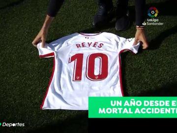Se cumple un año de la muerte de José Antonio Reyes