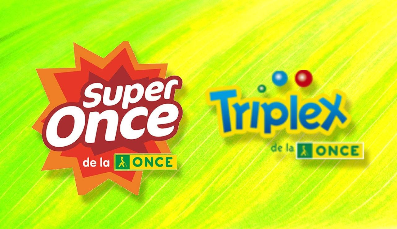 ONCE: Resultado del sorteo del Super Once y Triplex de la ONCE hoy