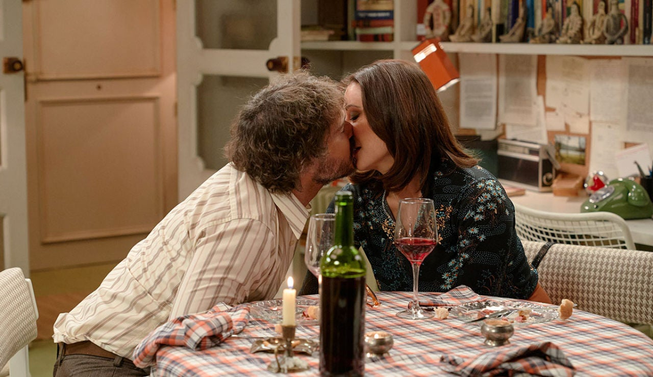 Guillermo y Cristina, interrumpidos por una sorprendente visita en un íntimo momento