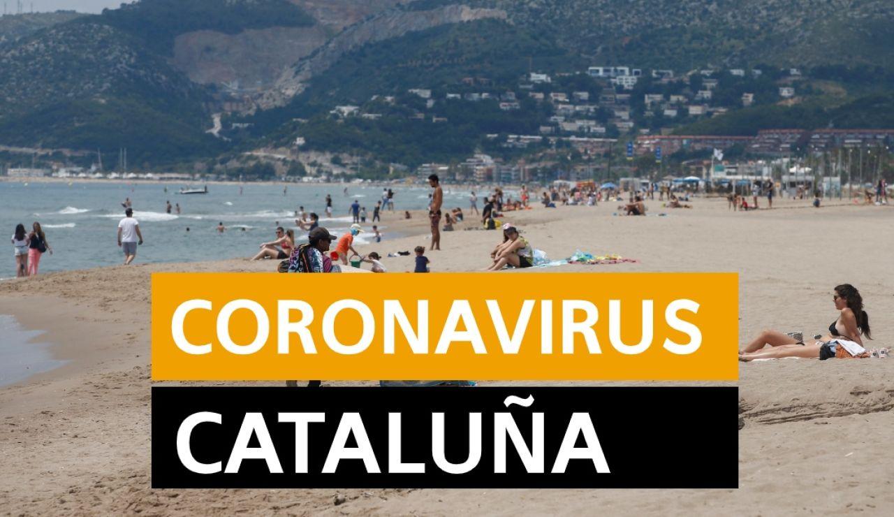 Coronavirus Cataluña: Nueva normalidad, San Joan, datos de contagios y muertos y últimas noticias de hoy martes 23 de junio, en directo | Última hora Cataluña