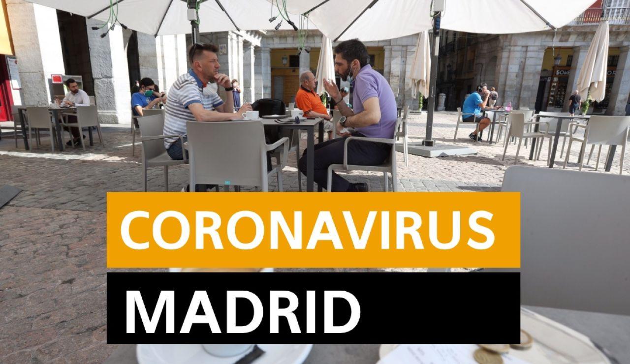Coronavirus Madrid: Desescalada, datos de contagios y muertos y últimas noticias de hoy martes 2 de junio, en directo | Última hora Madrid