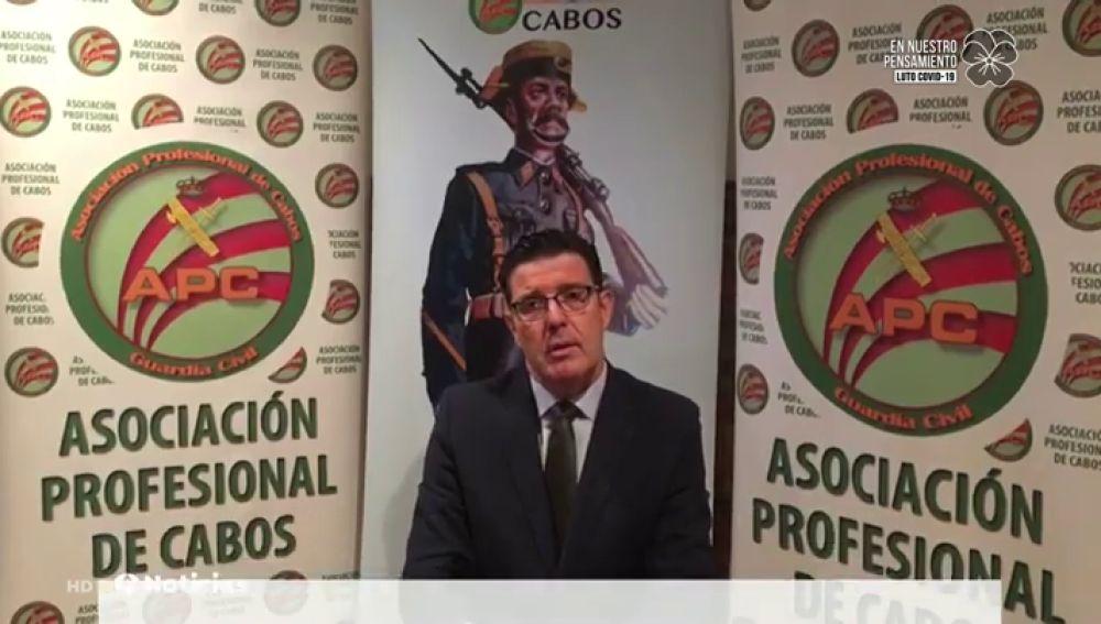 """Asociaciones de la Guardia Ciivl exigen explicaciones a Fernando Grande-Marlaska y María Gámez ante la """"crisis"""" en el Cuerpo"""