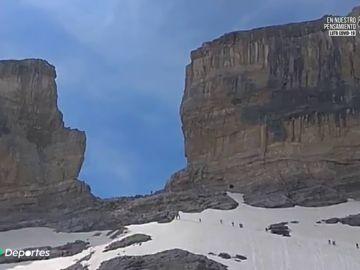 Dos esquiadores franceses entraron en España por la brecha de Rolando incumpliendo con el cierre de fronteras por el coronavirus