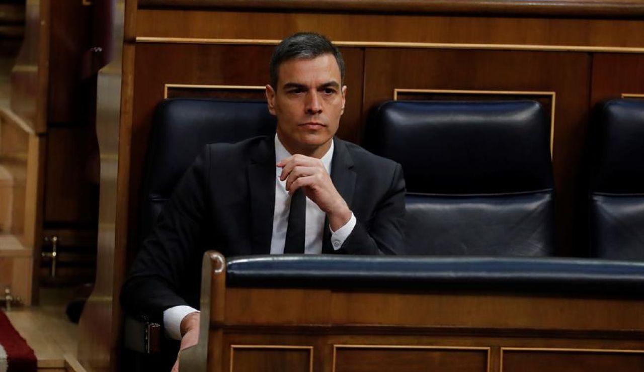 Pedro Sánchez saca adelante la sexta prórroga del estado de alarma por coronavirus