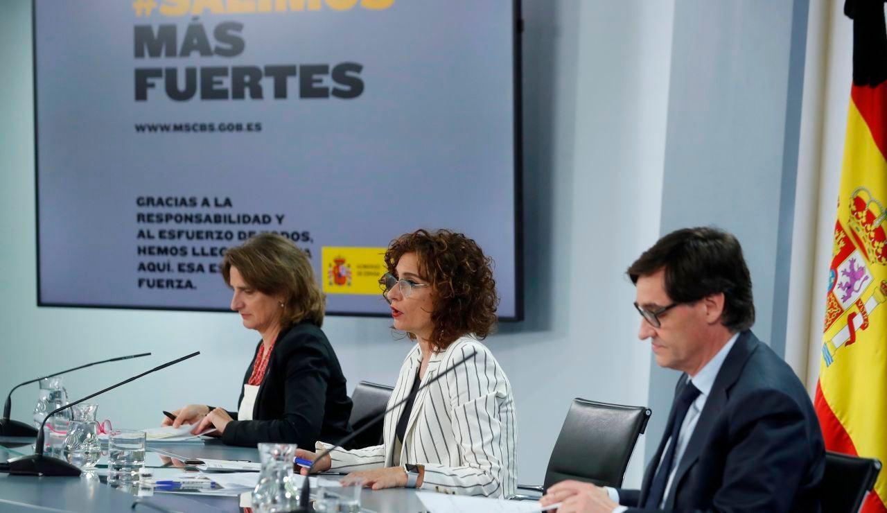Directo: Rueda de prensa del Consejo de Ministros y dimisión de Salvador Illa hoy 26 de enero, vídeo en streaming
