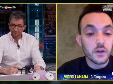 Revive la entrevista al completo de C. Tangana en 'El Hormiguero 3.0'