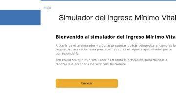 Simulador Ingreso Mínimo Vital: Comprueba si cumples los requisitos y cuánto dinero te corresponde