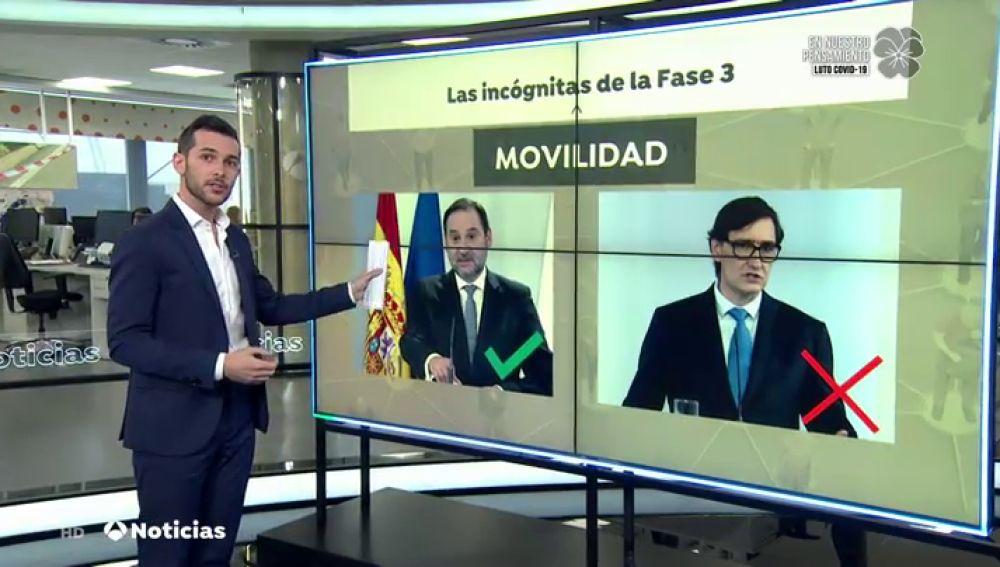 Casi media España pide pasar a la fase 3 de la desescalada del coronavirus