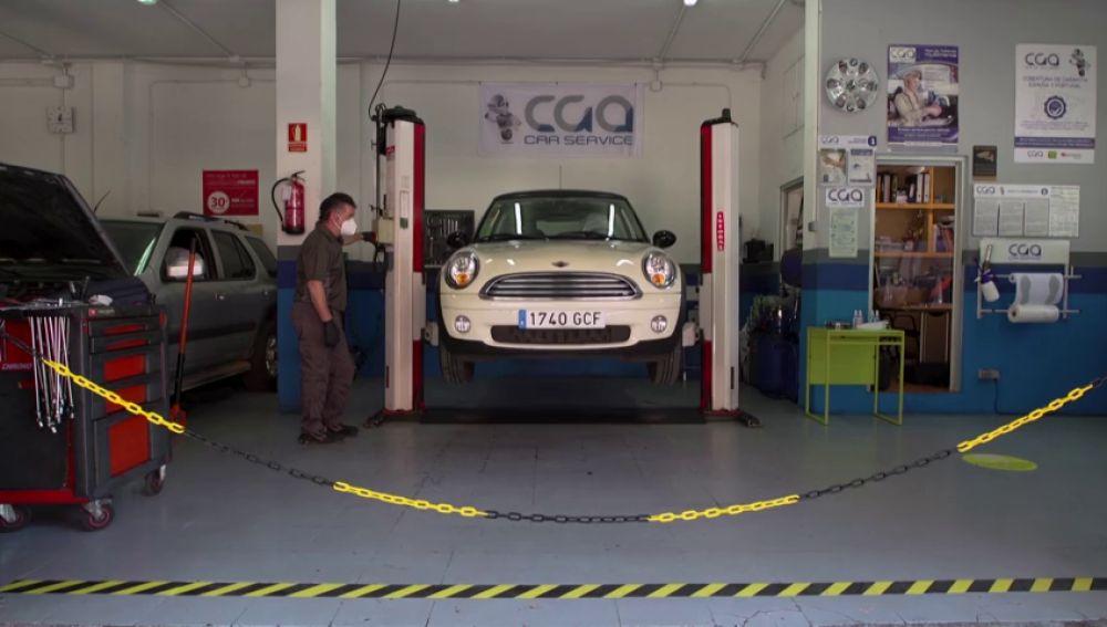 Consejos para poner en marcha tu coche tras el confinamiento por el coronavirus