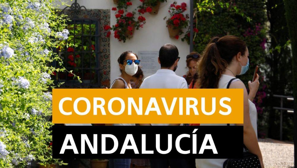 Última hora Andalucía: Últimas noticias del coronavirus en Andalucía y datos de muertos y contagios hoy, miércoles 3 de junio, en directo