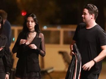 Alejandra Rubio, junto a un misterioso amigo
