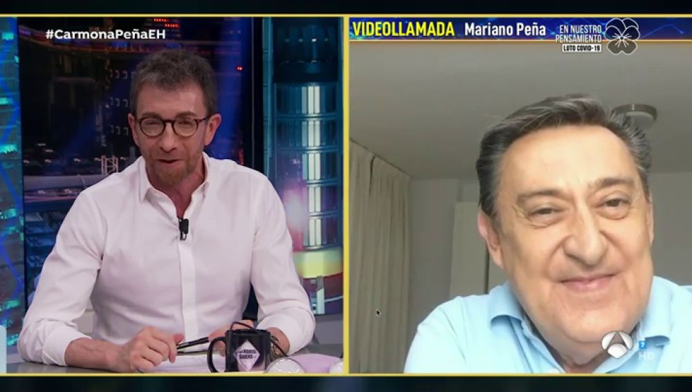 Revive la entrevista completa de Mariano Peña en 'El Hormiguero 3.0'