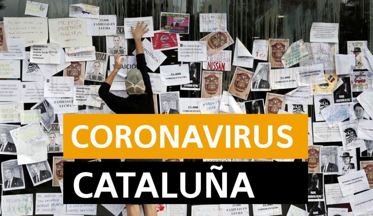 Última hora Cataluña: Últimas noticias del coronavirus en Cataluña y datos de muertos y contagios hoy, miércoles 3 de junio, en directo