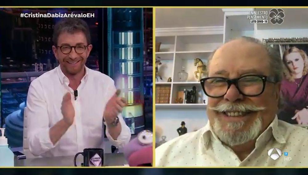 Revive la entrevista completa de Paco Arévalo en 'El Hormiguero 3.0'