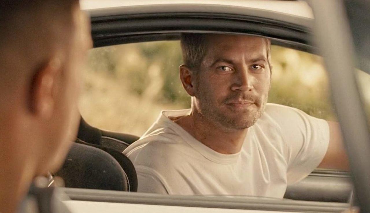 Paul Walker en 'Fast and Furious 7'