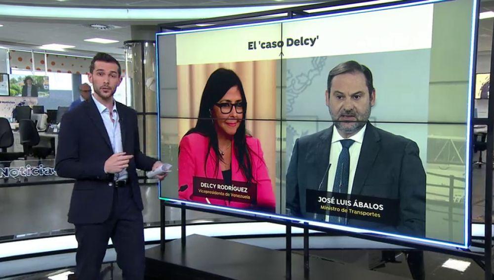 El sustituto de Pérez de los Cobos mandaba la Guardia Civil en Barajas la che de la escala de Delcy Rodríguez