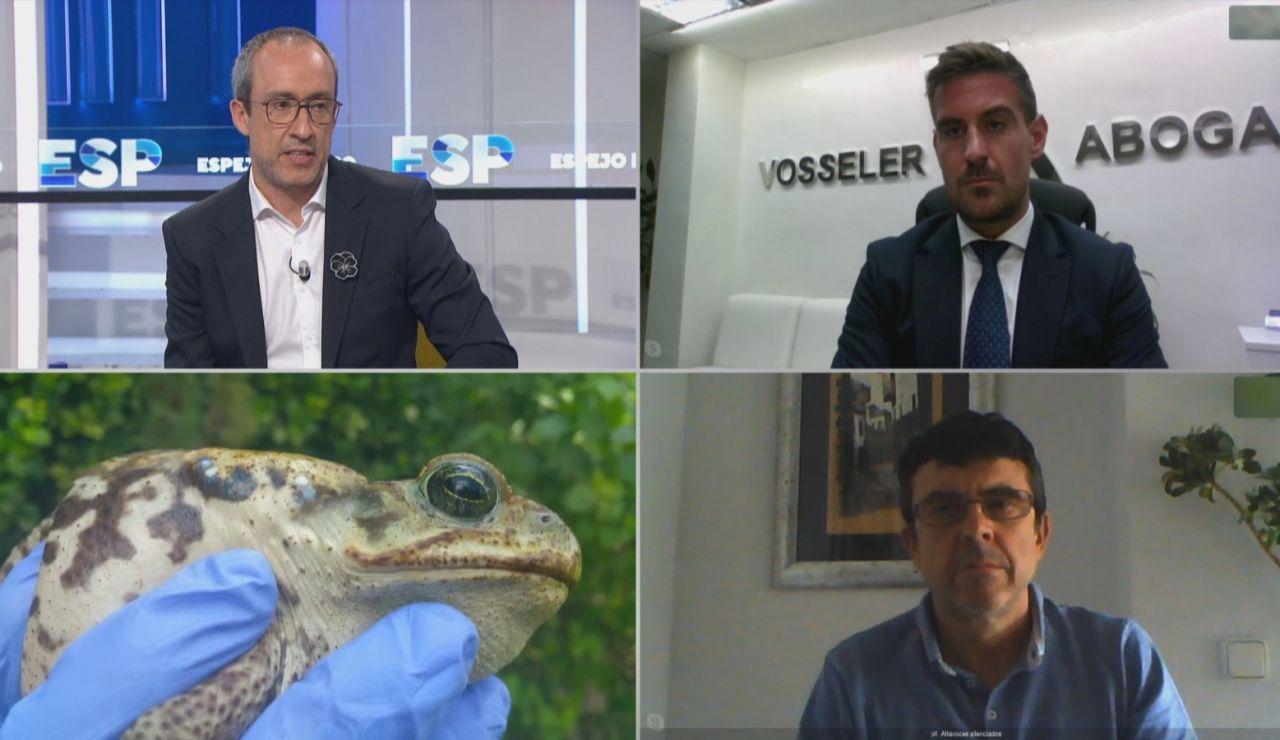 Detenido Nacho Vidal