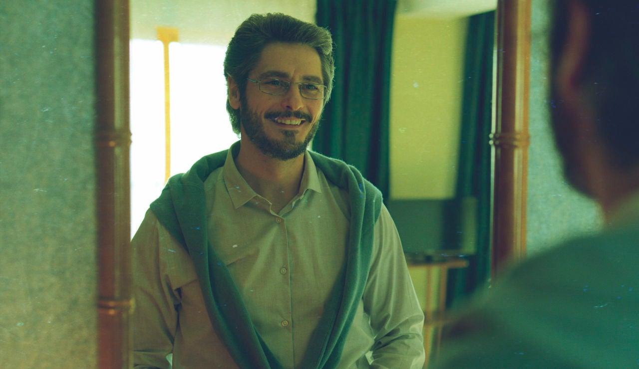 Antonio Pagudo es Xabi Zurita en 'Benidorm'