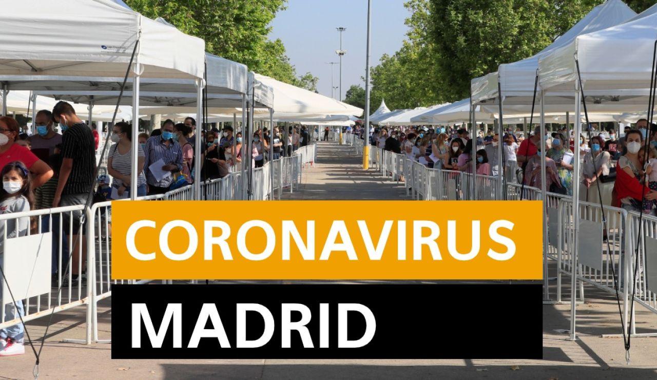 Coronavirus Madrid: Fase 2 de la desescalada del coronavirus, en directo | Última hora Madrid