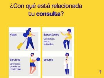 Portal Ministerio de Consumo