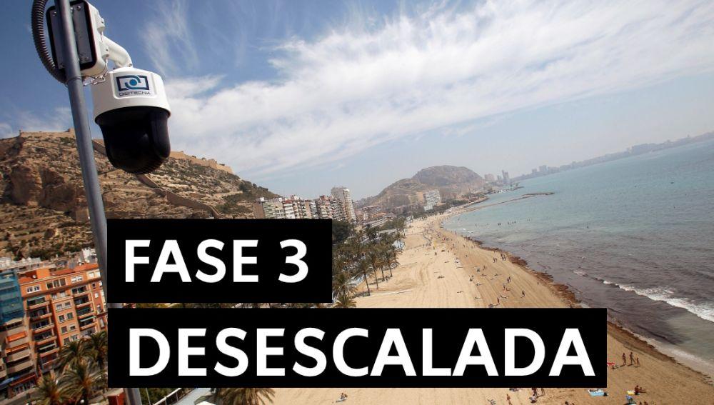 Fase 3: ¿Qué se puede hacer en la fase 3 de la desescalada del coronavirus en España?