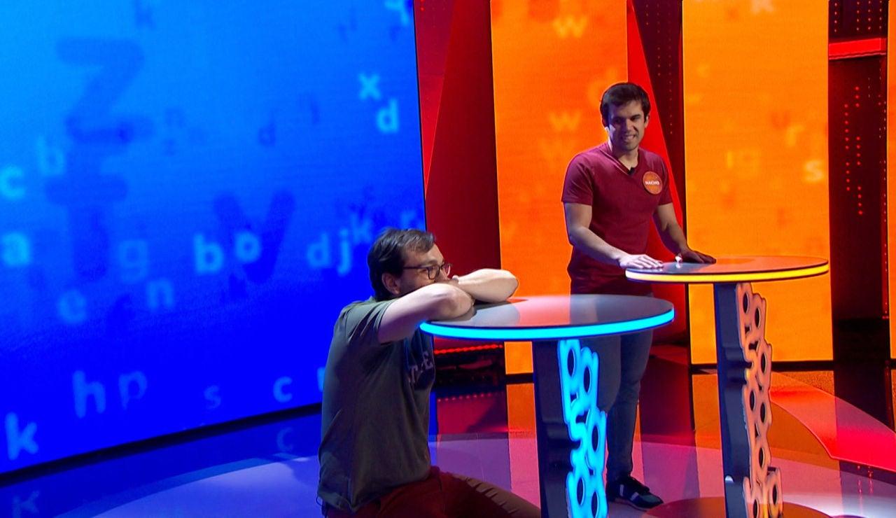 La victoria más inesperada de Nacho en 'El Rosco': salvado por los errores del rival