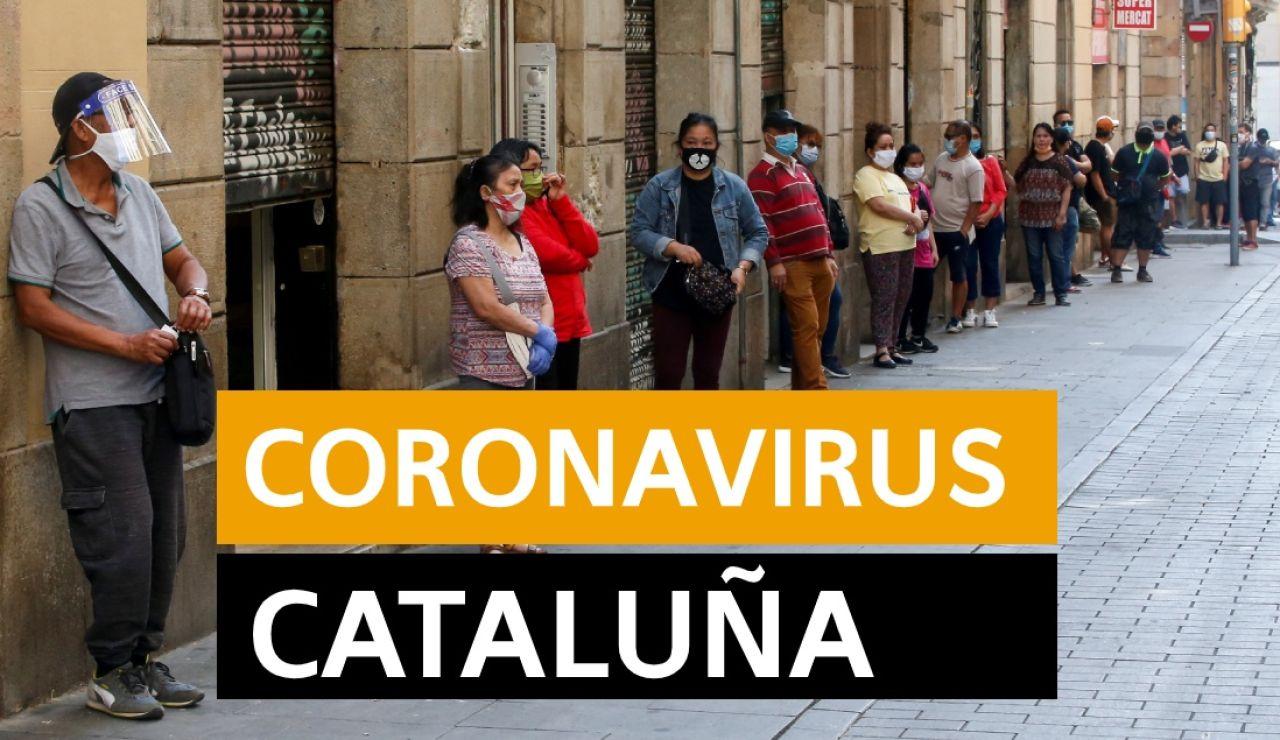 Coronavirus Cataluña: Fase 2 y fase 3 de la desescalada del coronavirus, en directo | Última hora Cataluña