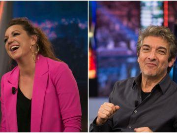El jueves, cerramos la semana con Niña Pastori y el actor Ricardo Darín en 'El Hormiguero 3.0'
