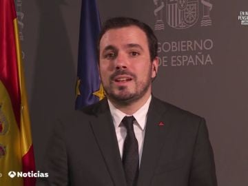 """Las palabras de Alberto Garzón criticadas por policías y guardias civiles: """"Puede que haya elementos que asuman como propia la invitación al golpe de estado"""""""