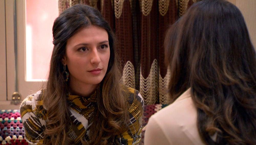 La amistad de Amelia y Marina, en la cuerda floja por un torpe malentendido
