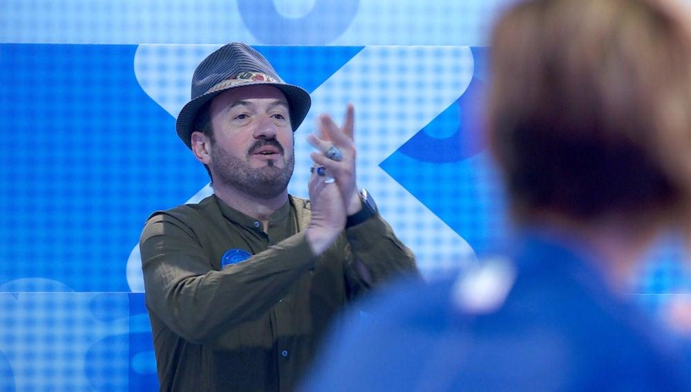 Álex O'Dogherty se mete en la piel del público de 'Pasapalabra': el motivado, el más calmadito y el que no se entera