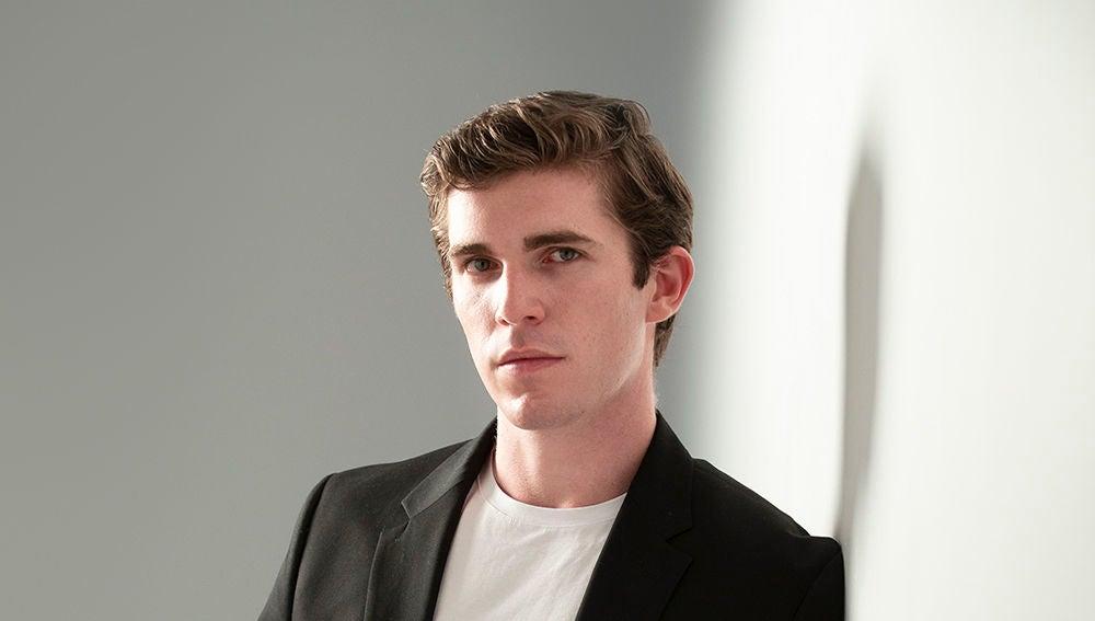 Eric Masip es el protagonista masculino de 'Alba', la nueva serie de Antena 3
