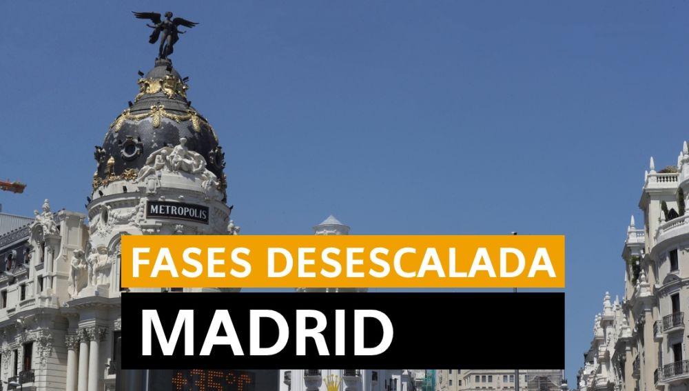 Última hora Madrid: Nueva normalidad, datos del coronavirus y últimas noticias de hoy martes 22 de junio, en directo