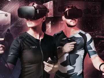 La chaqueta inalámbrica de 'OWO', el nuevo paso de los videojuegos hacia la realidad