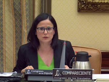 Cinta Pascual, en la Comisión de Reconstrucción del coronavirus