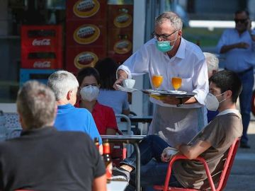 El sector hostelero prevé el cierre de 40.000 establecimientos como consecuencia de la pandemia