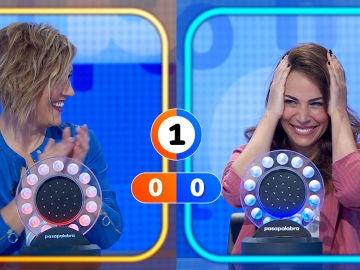 Roberto Leal se queda sin repartir los segundos en el desastroso duelo entre Cristina Pardo y Nerea Garmendia