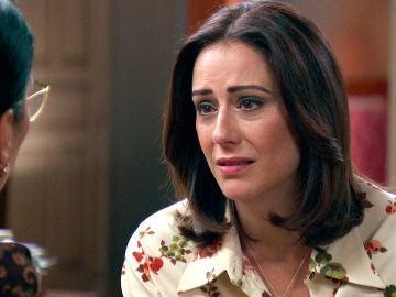"""Cristina, en shock ante una noticia que cambiará su vida: """"Estoy muerta de miedo"""""""