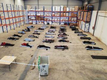 Llegada de inmigrantes a Canarias. La tragedia de la inmigración durante la pandemia de coronavirus