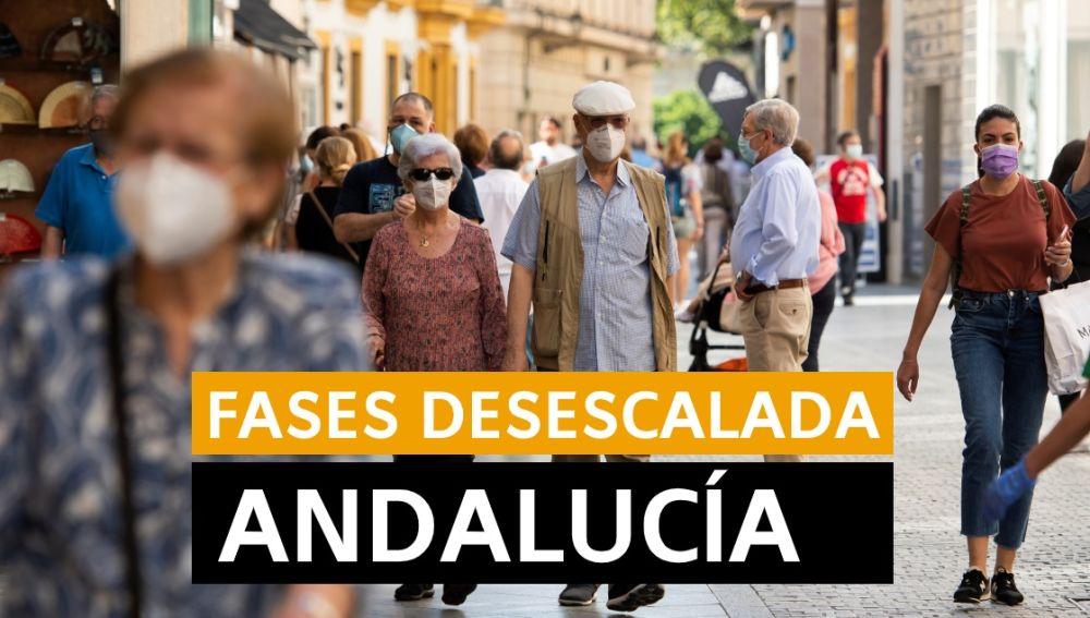 Última hora Andalucía: Nueva normalidad, fase 3 de desescalada del coronavirus en Cataluña y datos de hoy miércoles 17 de junio, en directo