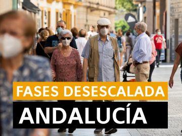 Última hora Andalucía: Cambio a la fase 3 de la desescalda, datos del coronavirus y últimas noticias de hoy viernes 5 de junio, en directo
