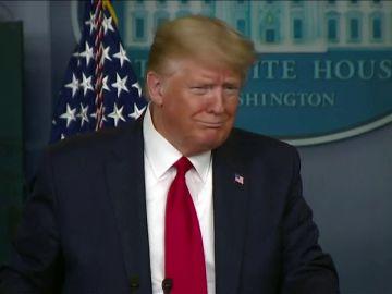 Turno de la defensa de Donald Trump en el impeachment