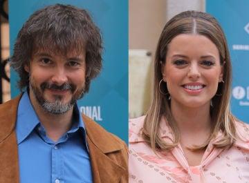 David Janer y Adriana Torrebejano, Guillermo y Lourdes en 'Amar es para siempre'