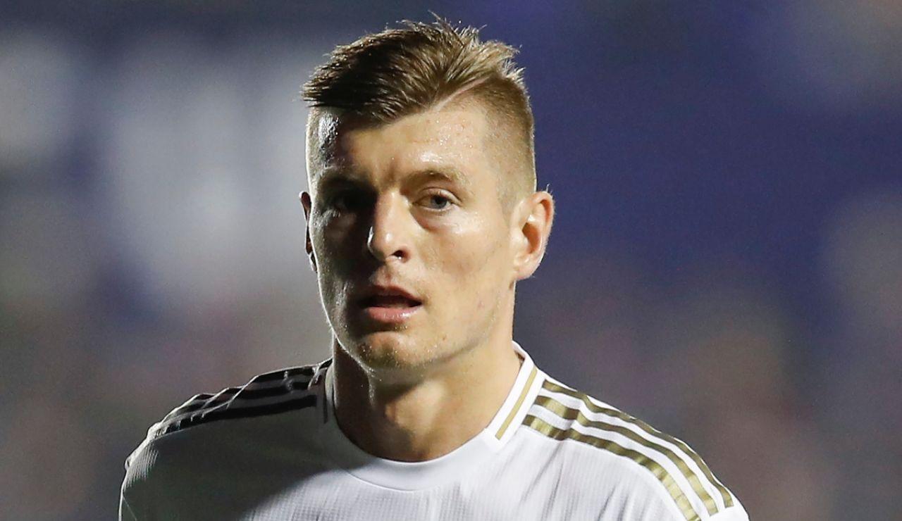 """Kroos: """"¿Haaland o Mbappé? Es una pregunta para Florentino"""""""