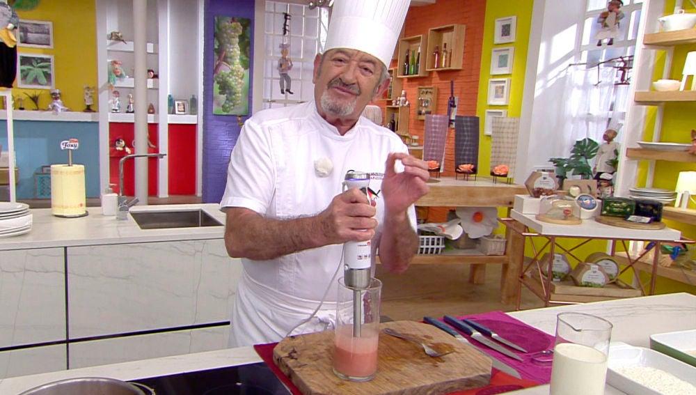 La exitosa mayonesa de Karlos Arguiñano para dar un toque especial a las croquetas