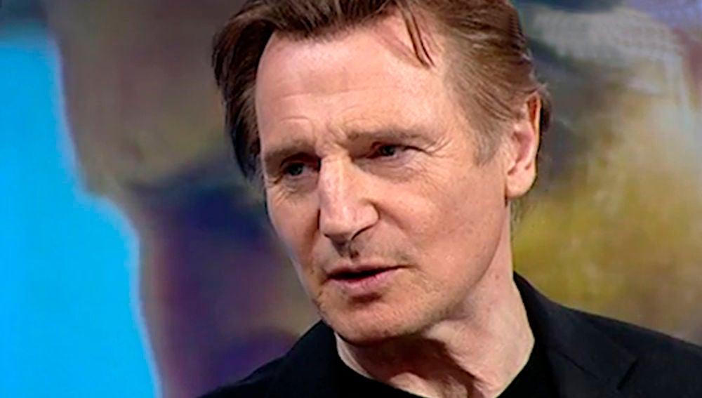 Liam Neeson reveló en 'El Hormiguero 3.0' la cara oculta de las peleas y cómo acaba tras rodarlas