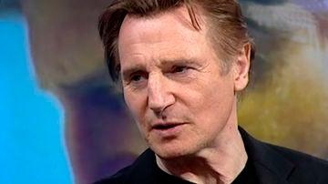 Liam Neeson en 'El Hormiguero 3.0'