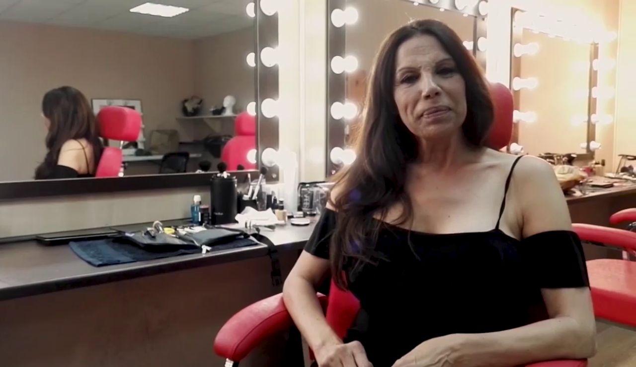 """Toñi Salazar deja claro su propósito en 'Improvisando': """"Me encanta ofrecer alegría a la gente"""""""
