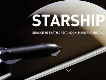 Starship, el nuevo proyecto de SpaceX